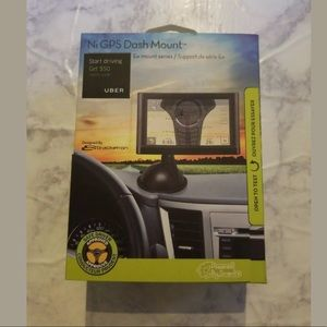 Bracketron Earth Elements Ni GPS Dash Mount New